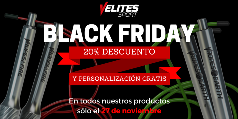 Combas de saltar de oferta Black Friday en Velites Sport