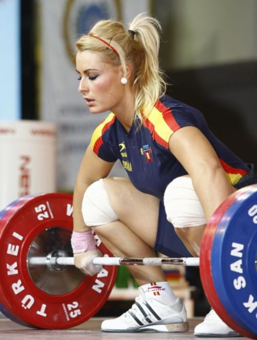 Claves exito deportivo Lidia Valentin