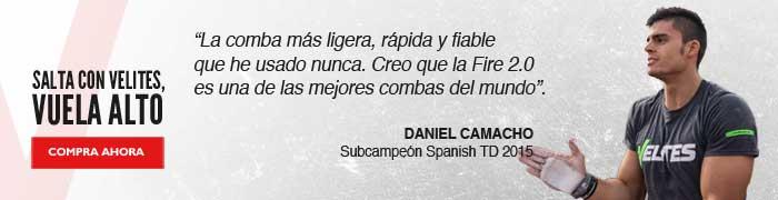 Entrenamientos de core en casa - Daniel Camacho