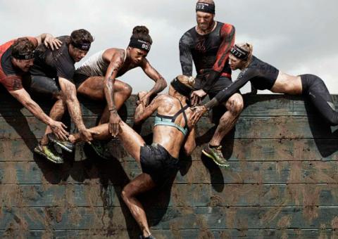 Entrenamiento para Preparar una spartan race