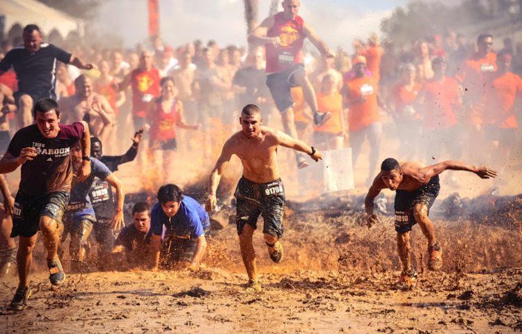 entrenamiento para una spartan race con velites