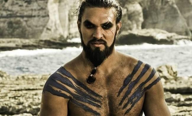 Khal Drogo y los entrenamientos que lo mantienen musculado en juego de tronos