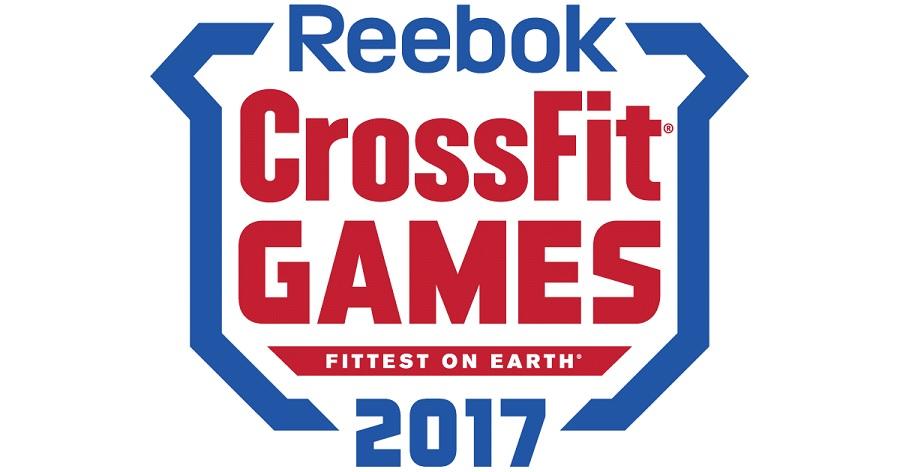 logo crossfit games 2017