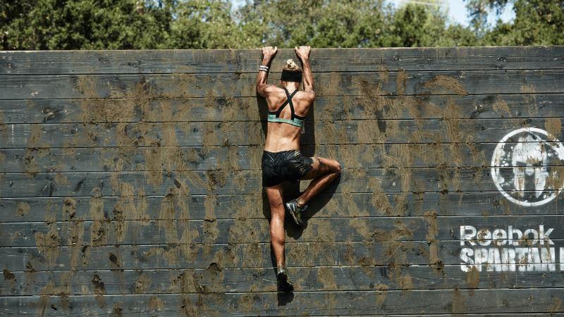 Cómo preparar una Spartan Race entrenando en casa