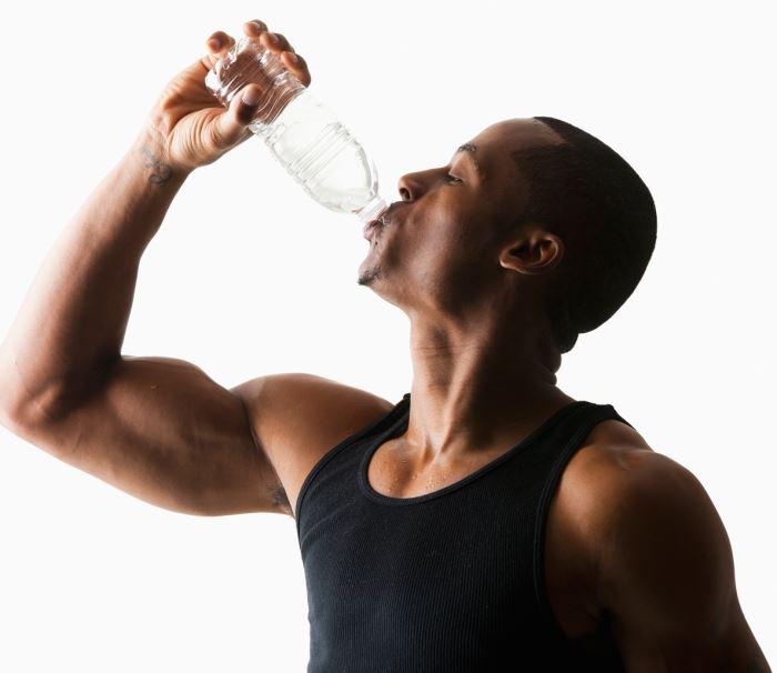 Si aumentas la proteína, aumenta el agua
