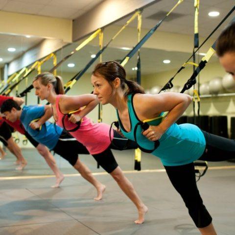 Complementa tu entrenamiento con un sistema TRX
