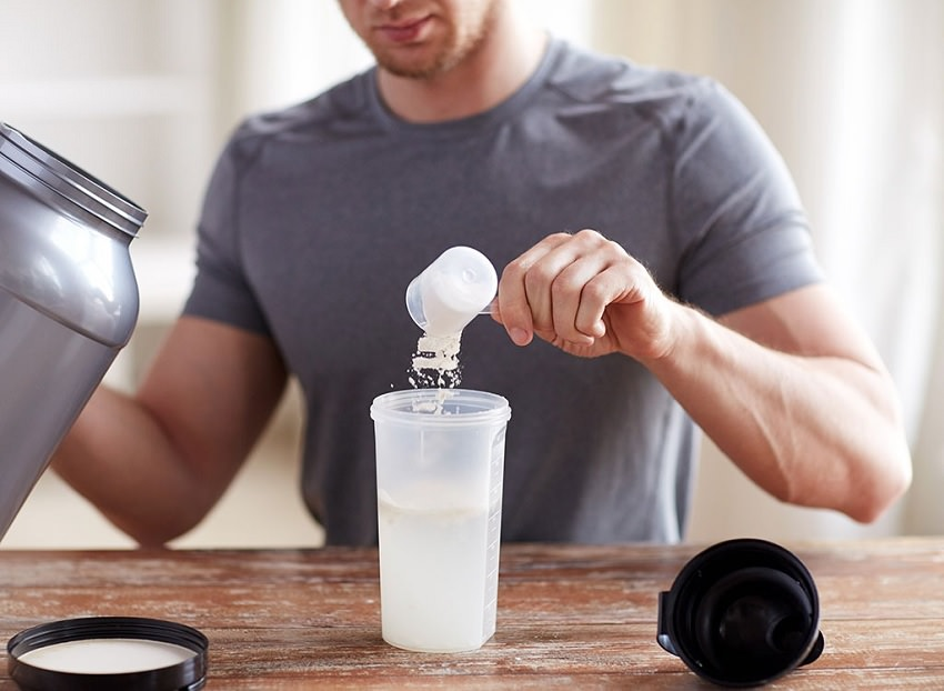 Suplemento proteico para mejorar tu rendimiento