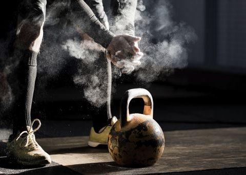 Cómo empezar en el CrossFit
