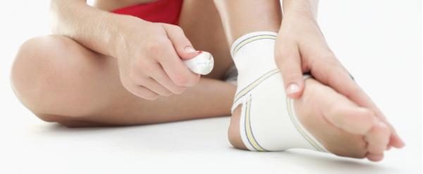 Lesiones causadas por los saltos dobles de comba mal ajustada