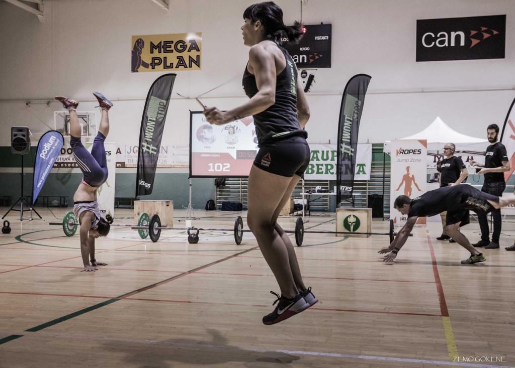 Adrienn Banhegyi Spain Velites Challenge