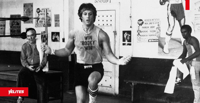 beneficios saltar comba Rocky Balboa Velites