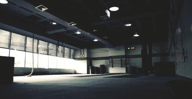montar box CrossFit