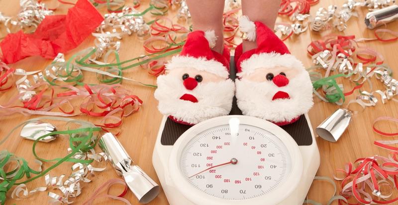perder la grasa navideña y ganar masa muscular velites