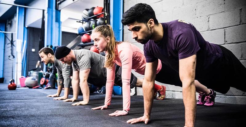 Empezar a Hacer CrossFit en 2017 velites