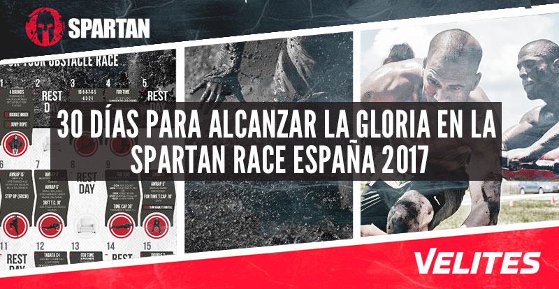 Infografia entrenamiento PDF spartan Race
