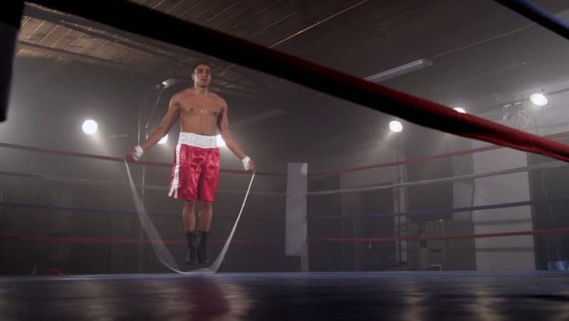 Beneficios de saltar a la comba para boxeadores