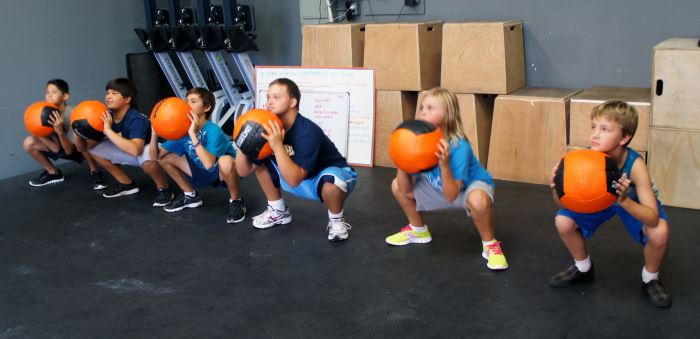 ¿Qué tipo de gente entrena CrossFit?