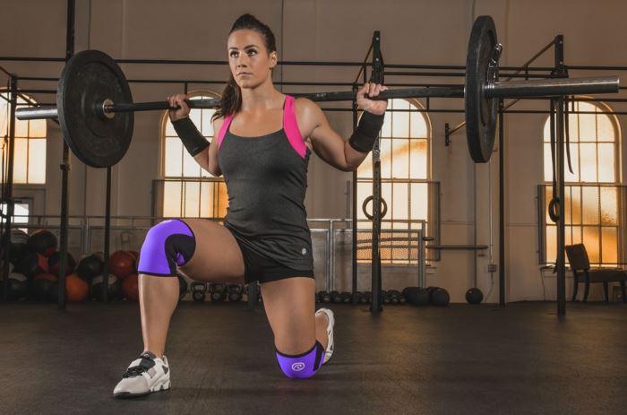 Cómo evitar una lesión de rodilla en CrossFit